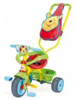 Детский велосипед Smoby Be Fun Confort Winnie 444160